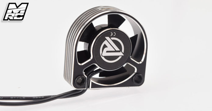 RUDDOG 30mm Aluminium HV High Speed Cooling Fan
