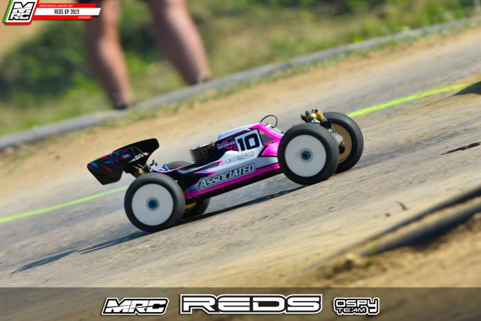 REDS GP '19 - La sorpresa in F2 di Barbieri