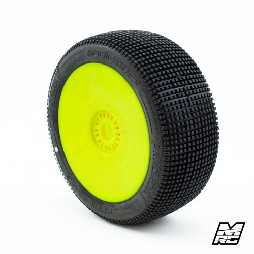 Nuove gomme Procircuit V2 per buggy 1/8