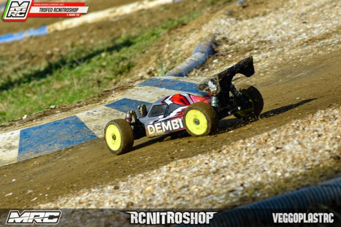 RcNitroShop '20 - Qualifiche: Berton Vola !